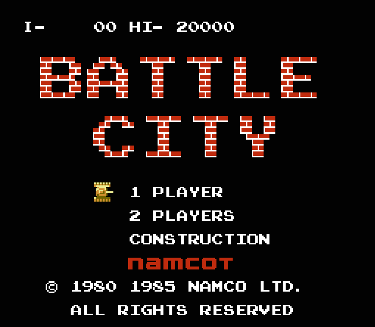 battle city 00